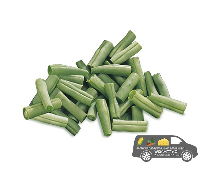 Зеленые бобы (стручковая фасоль)