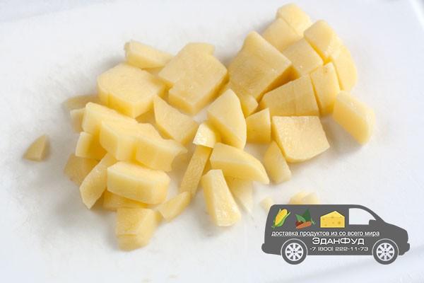 Картофель (куб)