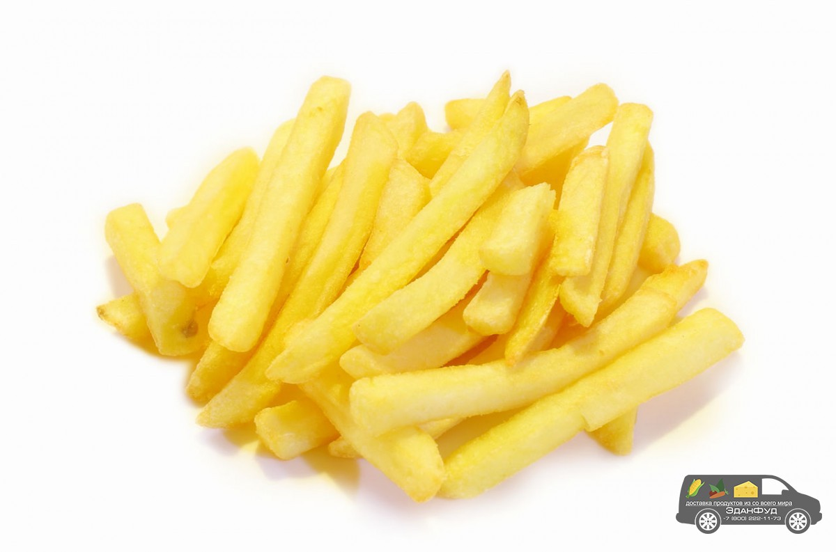 Картофель брусок