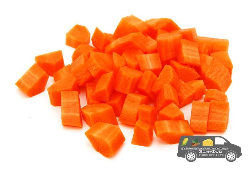 Морковь (куб)